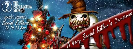 A Very Serial Killer's Christmas