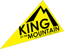 Greenbelt Conservancy, NYC Parks & King of the Mountain Events logo