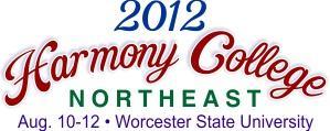 Harmony College Northeast 2012