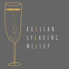 Russian Speaking MeetUp  logo