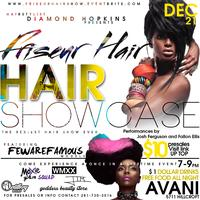 1st Annual Friseur Hair Showcase @ Avani Lounge...