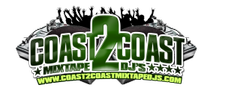 Coast 2 Coast Mixtapes logo