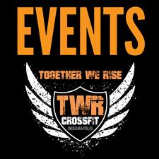 Together We Rise CrossFit logo