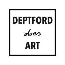 DEPTFORD DOES ART logo