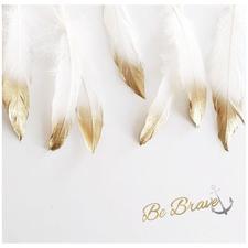 Be Brave Inc. logo