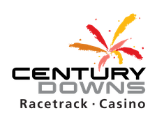 Image result for century downs racetrack and casino logo
