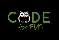Code for fun logo