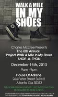 Walk A Mile 2013 Shoe Drive