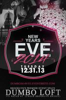 NEW YEARS EVE 2014 AT BROOKLYN DUMBO LOFT
