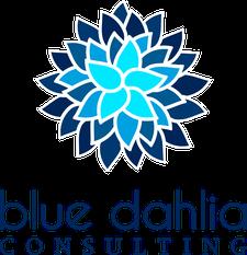 blue dahlia consulting logo