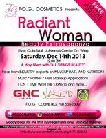 Radiant Woman Holiday/New Years Beauty Style Event!!