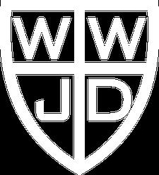 WWJD CHURCH logo