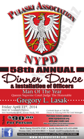 2014 NYPD Pulaski Association Dinner Dance &...