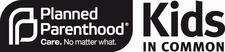 Kids in Common: A Program of Planned Parenthood Mar Monte logo