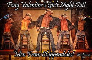 Schön Tony Valentineu0027s GIRLS NIGHT OUT (formerly Of The Chippendales) Tickets,  Tue, Mar 27, 2018 At 8:00 PM | Eventbrite