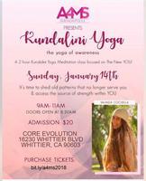 2018 Kundalini Yoga