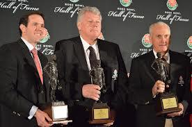 2013 Rose Bowl Hall of Fame Induction Luncheon - Lloyd...