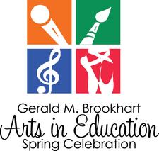 Gerald M. Brookhart Spring Celebration Arts in Education Volunteer Committee logo