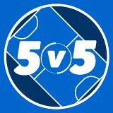 5v5 Futsal logo
