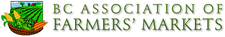 BC Association of Farmers' Markets logo