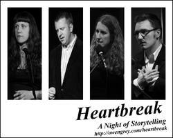 HEARTBREAK: A Night of Storytelling