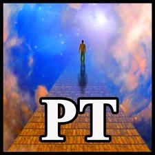 Paranormal Talks logo