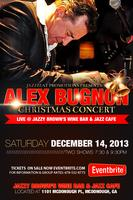 Alex Bugnon Christmas at Jazzy Brown's