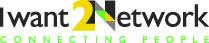IWant2Network logo