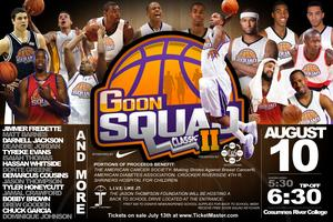 Goon Squad Classic II Charity Basketball Game