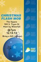 Christmas Flash Mob for the Homeless