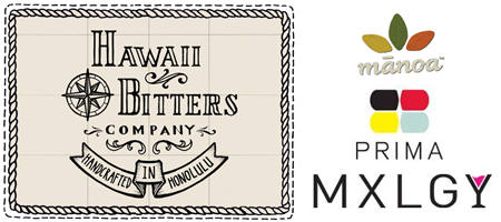 Hawaii Bitters Company presents Bitter, Sweet & Savory