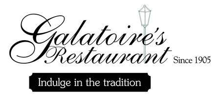 CELEBRATE THE NEW YEAR WITH GALATOIRE'S FIRST ANNUAL CHAMPAGNE...