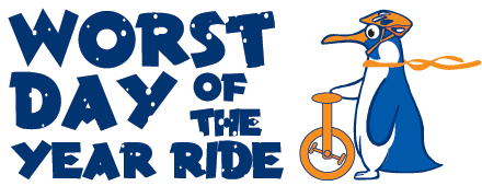 Volunteer 2014 - Worst Day of the Year Ride