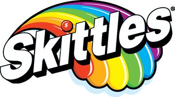 Skittles Millionaire Win Party - Taste the Rainbow Tickets ... Skittles Taste The Rainbow Logo