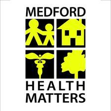 Medford Health Matters logo