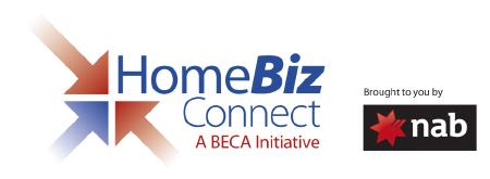 HomeBiz Connect - Hobart 2014