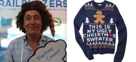 Cray Cray Holiday Sweater Party with Fadi Bishara