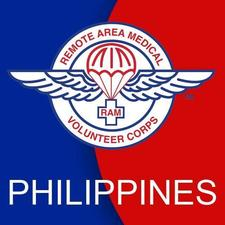 Remote Area Medical Philippines logo