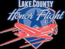 Lake County Honor Flight logo