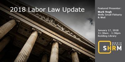 Annual Labor Law Update