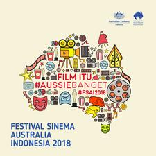 Festival Sinema Australia Indonesia 2018 logo