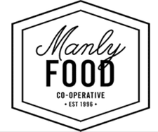 Manly Food Co-op logo