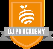 OJ PR Academy logo