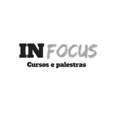 Infocus! cursos e palestras logo
