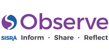 SISRA Observe Awareness Day logo