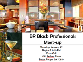 BR Black Professionals January Meet-Up