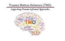 Trauma Matters Delaware logo
