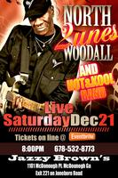 North 2UNES Woodall Live at Jazzy Brown's