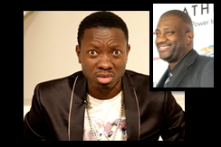 Mixin' It Up with Michael Blackson - hosted by Khoree...