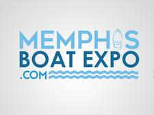 NEW Downtown MEMPHIS BOAT EXPO - The Memphis Boat Show That Rocks logo
